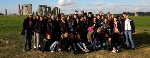photo groupe Stonehenge